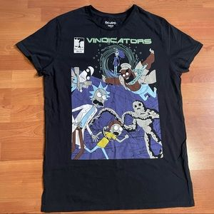 Rick and Morty Adult Swim Womens Top
